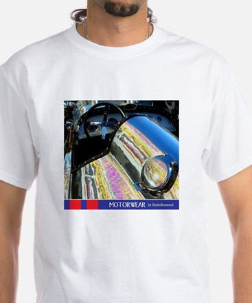 Not Every Car Can Have a Tank Engine T-Shirt (wh)
