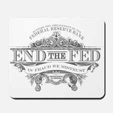 Federal Reserve Mousepad