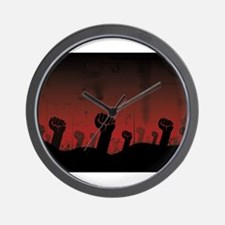 Chavez Wall Clock