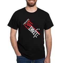 East Invite Black T-shirt
