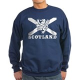 Scotland i 27d rather be in scotland Sweatshirt (dark)
