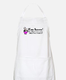 Three Wishes BBQ Apron