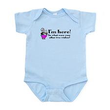 Three Wishes Infant Bodysuit