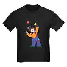 Kids Clown T-Shirt