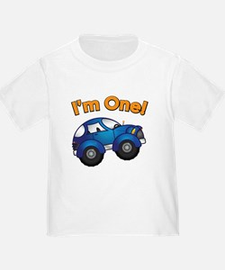 I'm One Blue Car T