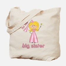 big sister t-shirts princesses Tote Bag