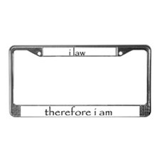 i law therefore i am