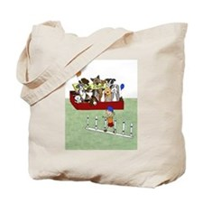 Unique Dog westie Tote Bag