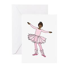 Beautiful Ballerina Greeting Cards (Pk of 10)