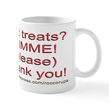 Rocco's everyday Treat Mug