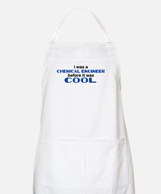 Chemical Engineer Before Cool BBQ Apron