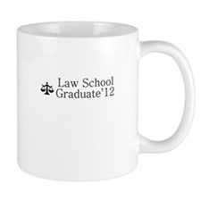 Graduate '12 Mug