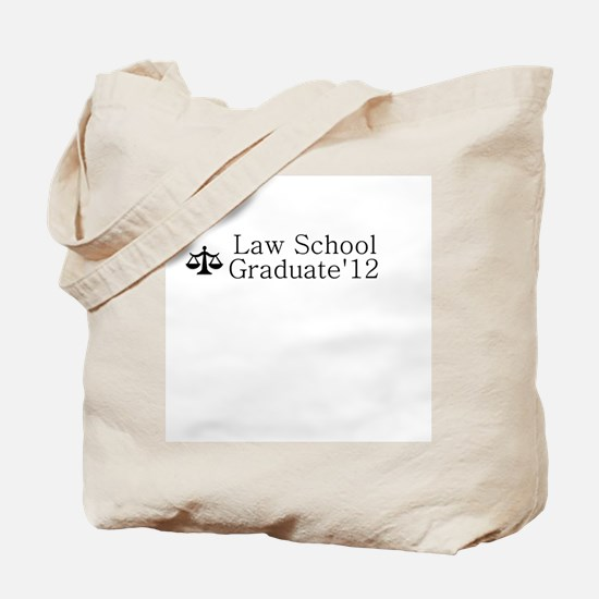 Graduate '12 Tote Bag