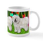 Puli Dogs Lake Mug