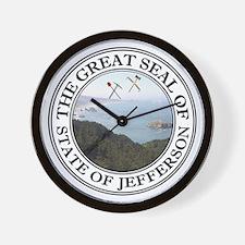 Cute Jefferson Wall Clock