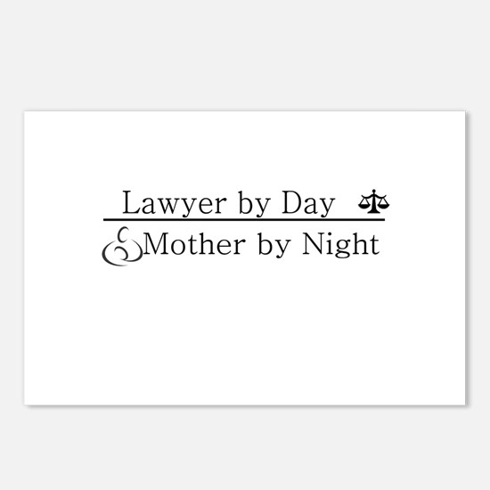 Lawyer by Day (Mother) Postcards (Package of 8)