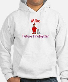 Mike - Future Firefighter Hoodie
