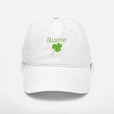 Murphy shamrock Baseball Baseball Cap