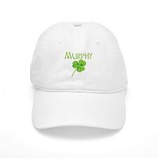 Murphy shamrock Baseball Cap
