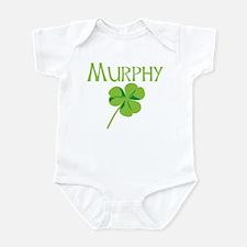 Murphy shamrock Infant Bodysuit