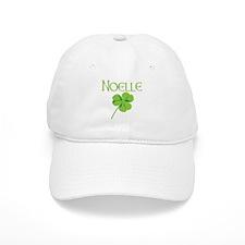 Noelle shamrock Baseball Cap