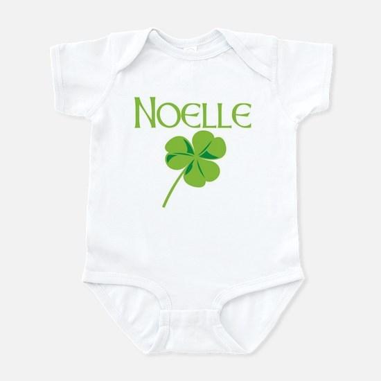 Noelle shamrock Infant Bodysuit