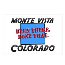 monte vista colorado - been there, done that Postc