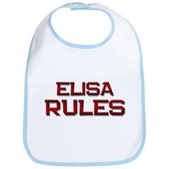 elisa rules Bib