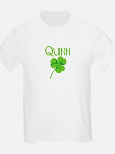 Quinn shamrock T-Shirt