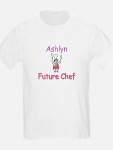 Ashlyn - Future Chef T-Shirt