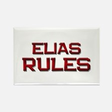 elias rules Rectangle Magnet