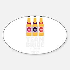 Team Bride Vietnam 2017 C2338 Decal