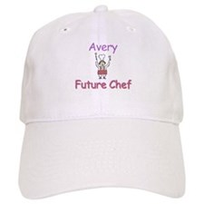 Avery - Future Chef Baseball Cap
