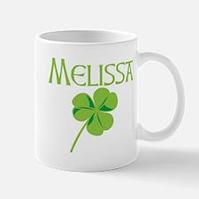Melissa shamrock Mug