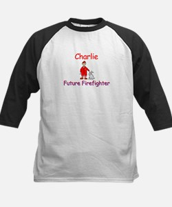 Charlie - Future Firefighter Tee