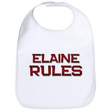 elaine rules Bib