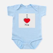 Nia Infant Creeper