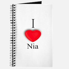 Nia Journal