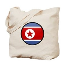 North Korea Tote Bag
