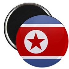 North Korea Magnet