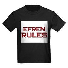 efren rules T