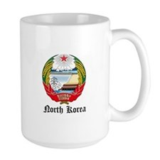 Korean Coat of Arms Seal Mug