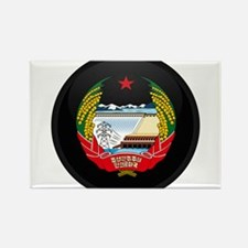 Coat of Arms of North Korea Rectangle Magnet