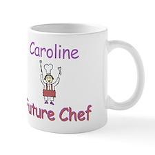 Caroline - Future Chef Mug