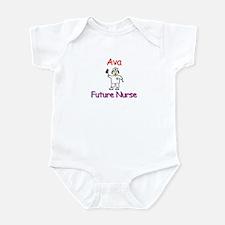 Ava - Future Nurse Infant Bodysuit