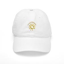 Unique Sun baby Baseball Cap