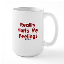 Reality Hurts Mug