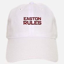 easton rules Baseball Baseball Cap