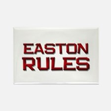 easton rules Rectangle Magnet