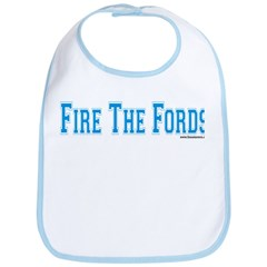 Fire The Fords Bib